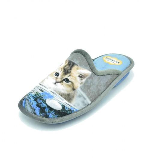 Zapatillas de casa de Biorelax 4531