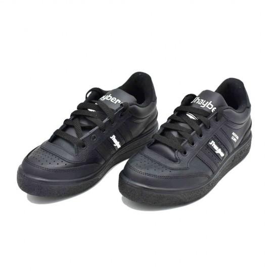 Deportiva piel J´haybert modelo 891 negro